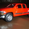 2000 Chevrolet Silverado 1500 toy truck/real toy truck