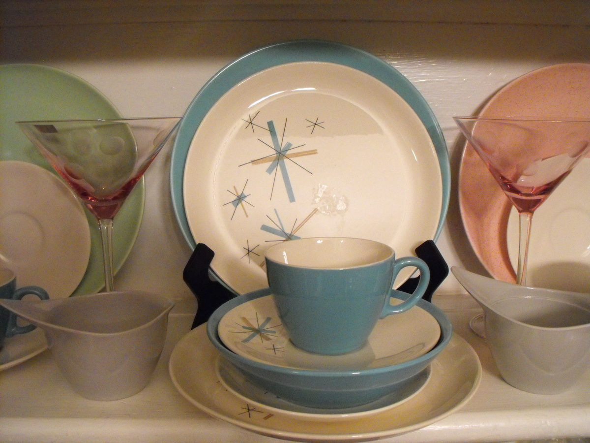 & Vintage Salem North Star Dinnerware   Collectors Weekly