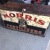 Morris Fertilizers Sign