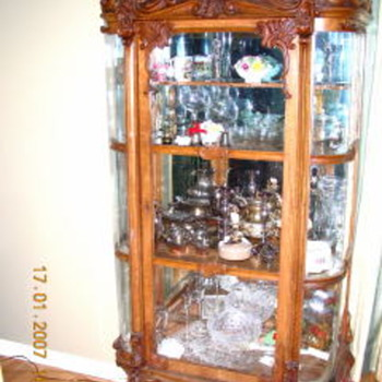 Curio Cabinet (very unique)