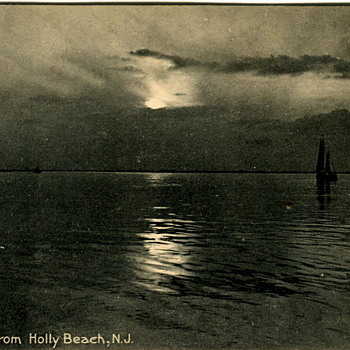 Holly Beach, New Jersey Postcard - Postcards