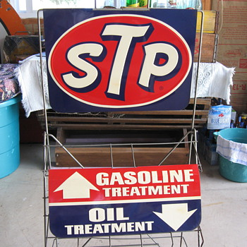 STP Display Rack
