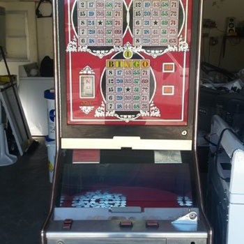 SKIL-O-BINGO - Coin Operated