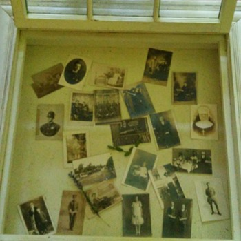 photo/postcard collection - Photographs