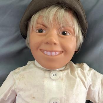 Little Boy Doll from Scandinavia - Dolls
