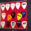 My Used Guitar Pick Collection