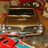 1/24TH SCALE M.P.C. 66 PONTIAC GTO IN GOLD METALLIC