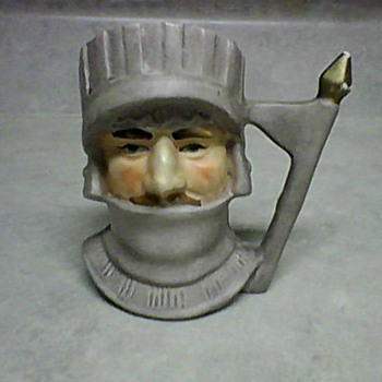 VINTAGE NASCO KNIGHT MUG - Kitchen
