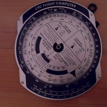 CPC Flight computer.