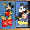 Blue Boxed Mickey Mouse Watch 1935-38