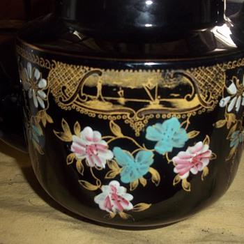 Osborne Coffee Set with Creamer - China and Dinnerware