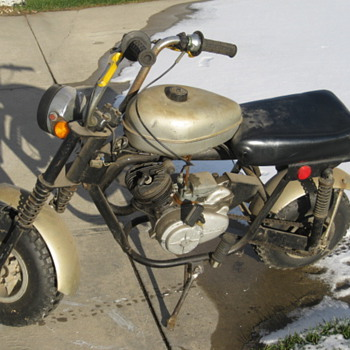 Bike Sachs 50/amax - Motorcycles