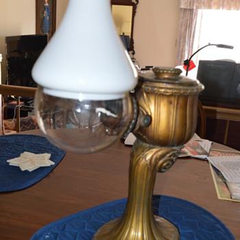 TABLE ANGLE LAMP