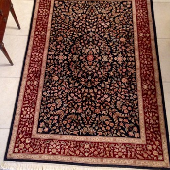 Hand Woven Rug - Rugs and Textiles