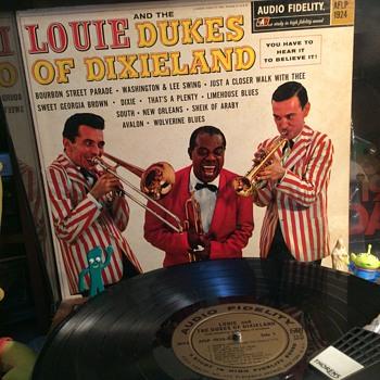 Every night on  Bourbon street 50-60s - Records