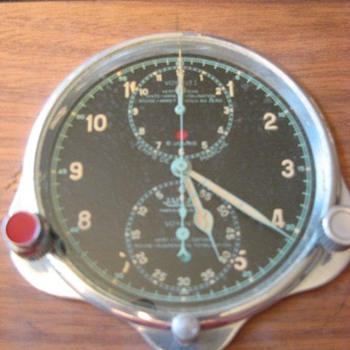 Jaeger Lecoultre console Stopwatch - Wristwatches