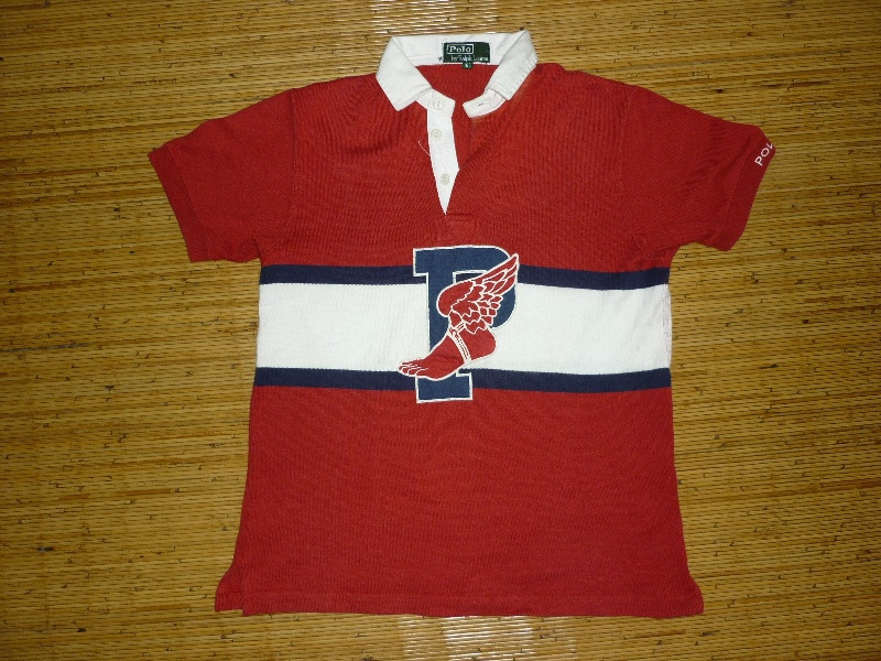 Polo Rugby Wing Weekly Rare Ralph P ShirtCollectors Vtg Lauren XOukTZiP