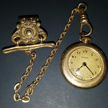 Gruen Pocket Watch - Pocket Watches