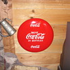 24 inch coca cola button
