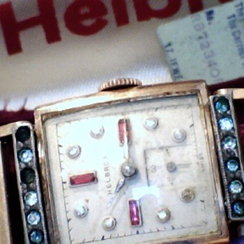 Helbros Mens Watch - Wristwatches
