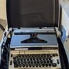 Eaton Viking typewriter.
