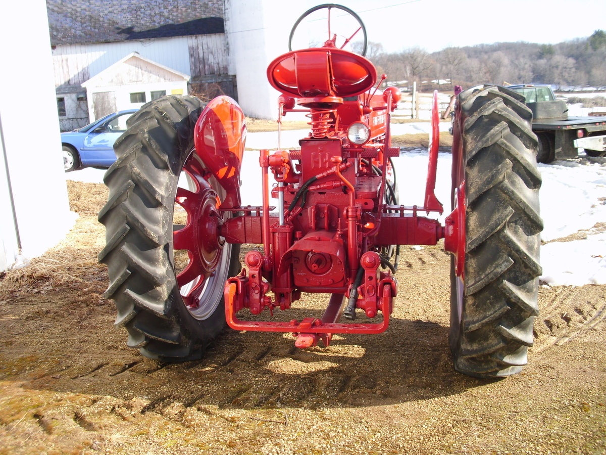 Farmall 300 Parts : Farmall fast hitch parts tractor engine and
