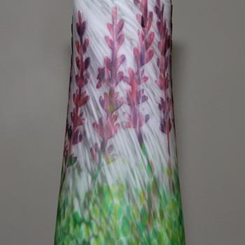 Lavender days from Tsukiyono  - Art Glass