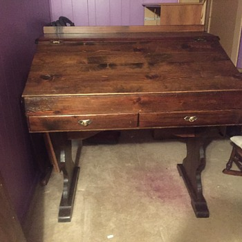 Vintage? Desk