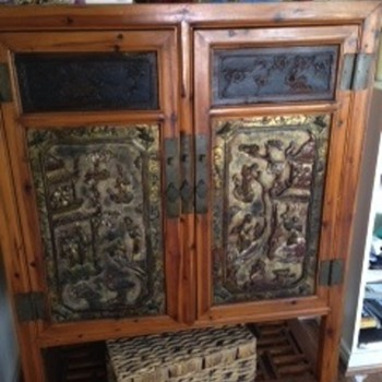 Chinese Cabinet from Singapore
