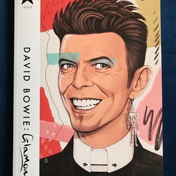 More Bowie memorabilia... - Music Memorabilia
