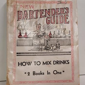 1914 Bartender's Guide - Books