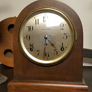 Old Seth Thomas Mantle Clock - Age and details greatly apreciated