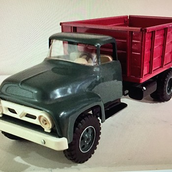 here are four truck I have built. - Model Cars