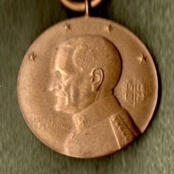 US Army of Occupation of Germany Medal for post-WWI