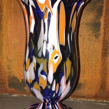 Welz - Cased glass confetti  - Art Glass