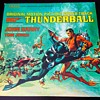 JAMES BOND SEAN CONNERY THUNDERBALL Original Motion Picture Sound Track Vinyl Record