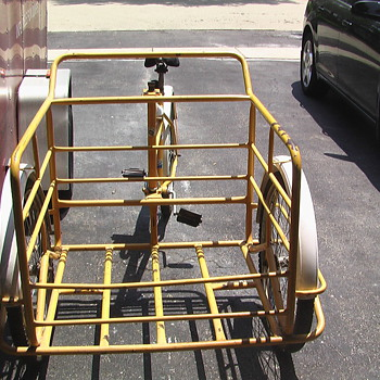 cargo bike or mystery - Sporting Goods