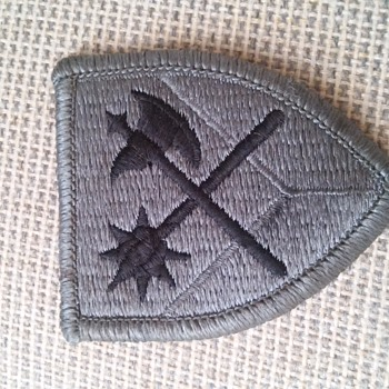 194th ARMORED BRIGADE  - Military and Wartime
