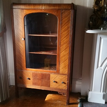 Vintage hutch  - Furniture