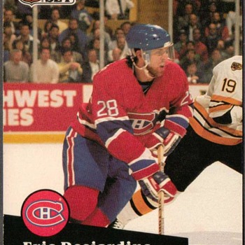1991 - Hockey Cards (Montreal Canadiens) - Hockey