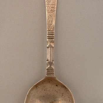 Is this an early Norwegian Silver Spoon 17c ?   - Silver