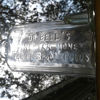 DR. BELL'S PINE - TAR - HONEY FOR COUGHS & COLDS