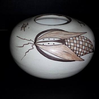 Isleta Pueblo Pottery - Pottery