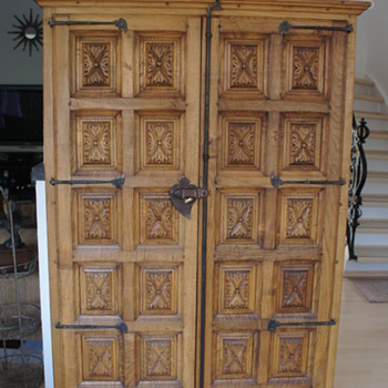 1800's Spanish?  - Furniture