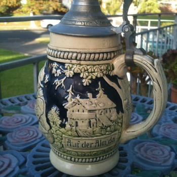 Made in Germany Stein need to know more - Breweriana