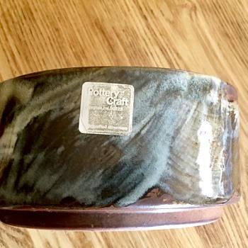 California Pottery Craft stoneware - Pottery