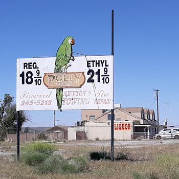 My Road Trip Through The High Desert Route 66 And More - Photographs