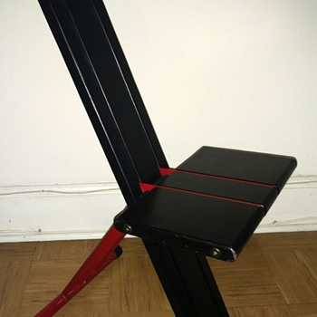 Postmodern chair mystery - Furniture