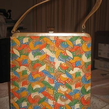 Vintage Lennox Handbag, 1950's ? - Bags