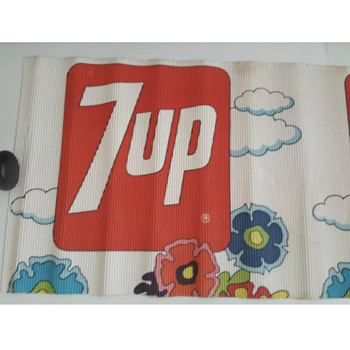 7up sign  - Advertising